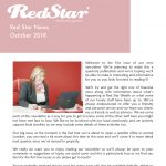 Red Star Wealth Management newsletter