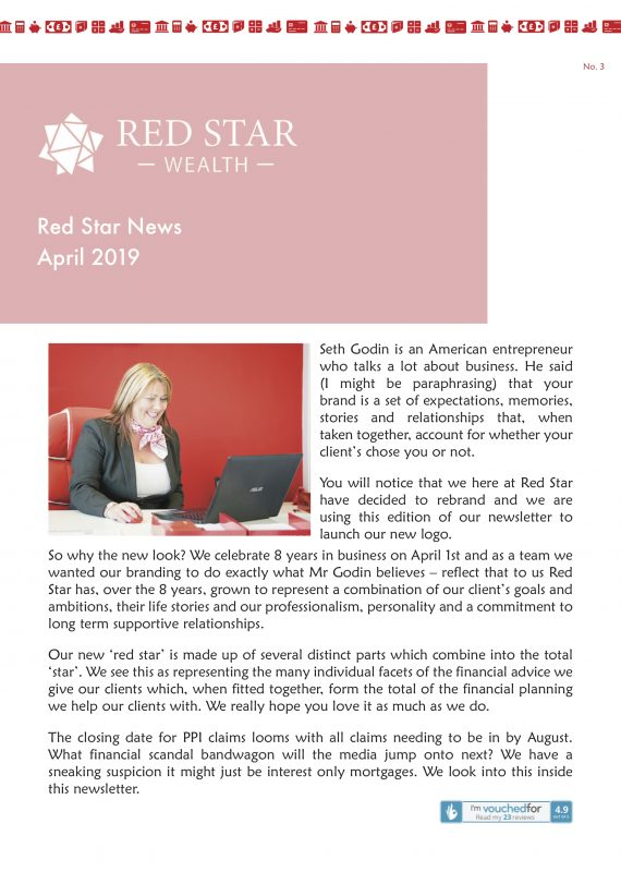 Red Star Wealth Newsletter